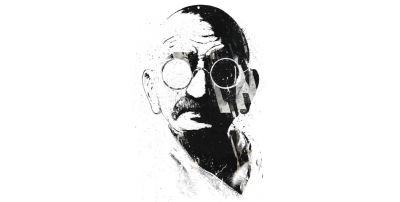 """The only tyrant I accept in this world is the voice within""  - Mohandas Gandhi"